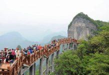 Kinh nghiệm tour Trương Gia Giới Phượng Hoàng Cổ Trấn tự túc